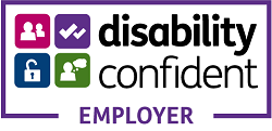 Disability Confidence Employer badge