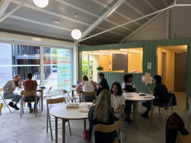 Retreats Archive – Wysing Arts Centre